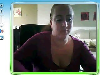 Dutch fat webcam girl part 3