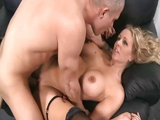 Office morning sex with boss