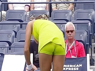 Ana Ivanovic with her amazing ass