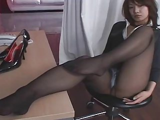 Hot Japanese Pantyhose (Softcore)