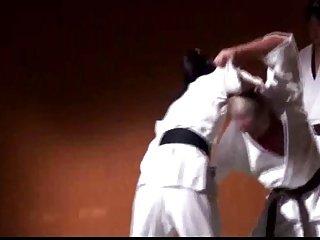 19-year-old genius judo girl
