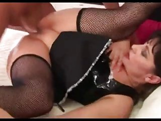 Mature maid creampie