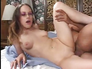 Papa - Fucks him with her glasses on