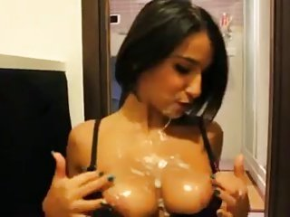 Anal Sex Ends With Huge Cumshot