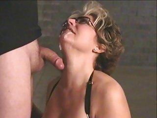 Hot Milf Blowjob