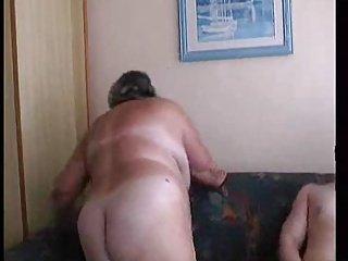 BBW Granny is Horny
