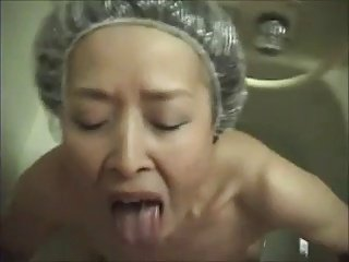 Mature Head #67 (In The Bathtub)