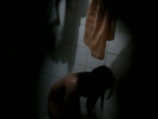 pinay on shower