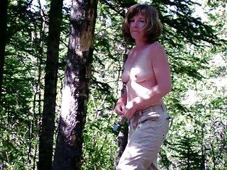 Webslut Brenda Camping