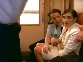Laura Ou Le Voyage De Compostelle (Threesome scene) MFM