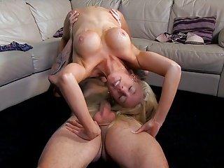 Blonde lover