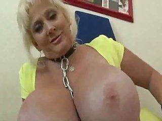 Mega Tits Mature Kayla AnaL