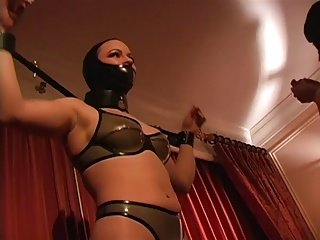 Dominatrix escort bondage