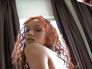 Curly Haired Latina Gets Fucked
