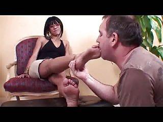 Demütigung Fuß 2