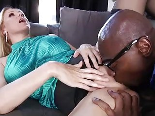 Hot Mature Interracial