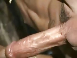Big Dick in Hallway