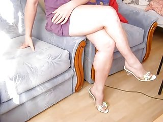 Hot legs and calves