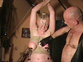 成熟的奴隶折磨2