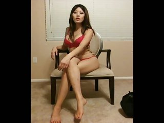 An expensive striptease. JOI