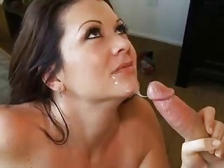 Big titted hot lady eager to fuck a young boy