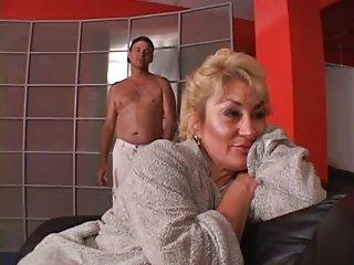 Kinky mature