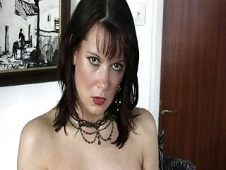 British hot lady. JOI