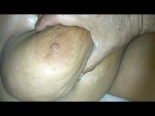 another short video of wife's breast