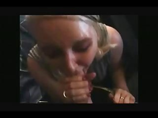 Blonde GF Blow job And Cum Swallowing Compilation
