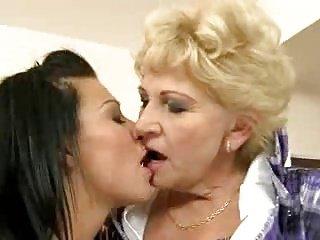Granny + Teen