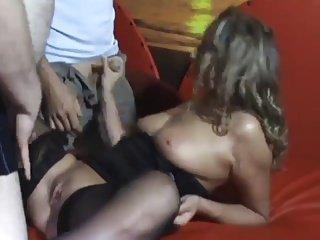 German Gangbang 8