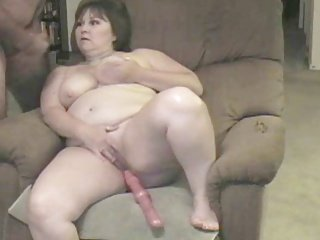 Mature BBW Cumming Hard 3