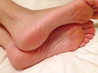 Wife's sexy feet
