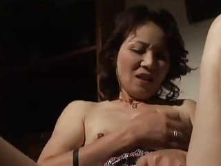 45yr old Hairy Wife Sucks Fuck and Creamed (Uncensored)