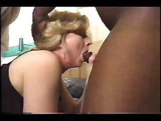 Lynn gets fuck by multiple black men