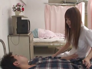 Really Cute Jap Girl Gets Ninja Fuct At Hospital 420