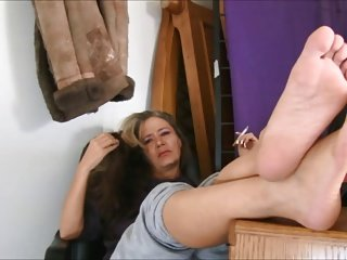 Delicious Mature Feet Part 2.