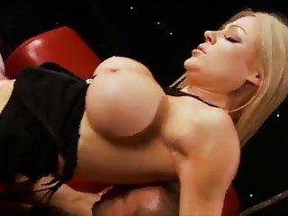 Blonde fuck