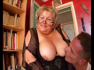 Indecent French Mature Teacher