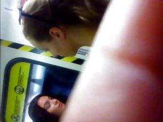 big ass train (culo metro)