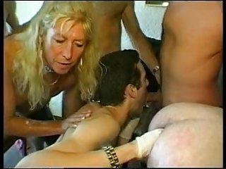 anal fist friend