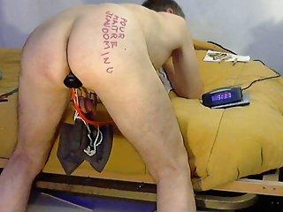 Plug et jeu BDSM