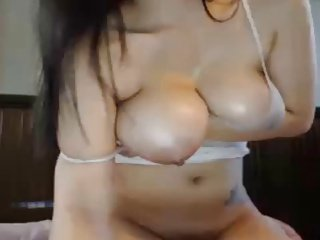 Sexy Teen with big Boobs Masturbation