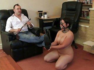 Воспитание сексуальной рабыни
