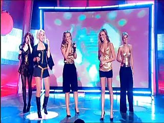 Girls Aloud - Something Kinda Oooh Live- (Super Sexy Edit)