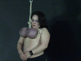 plumper hot lady slave 2