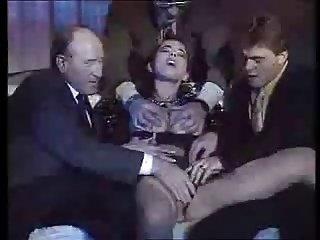 Italian porn: hardcore gangbang orgy