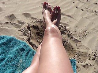 Nylon beach