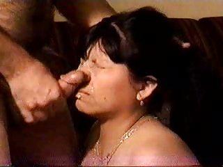 Mexican Cumface Girl