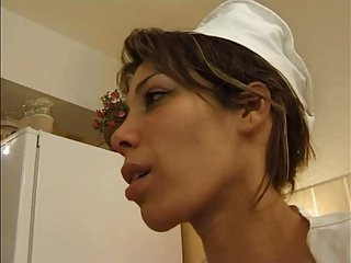 FRENCH CASTING 83 anal arab babe infirmiere salope